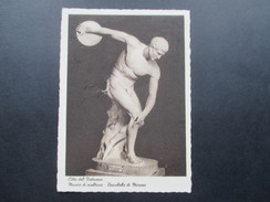 Vatican 1939 Ausgabe 1933 Nr. 28 EF Citta Del Vaticano. Museo Di Scultura - Dscobolo Di Misone - Vatican