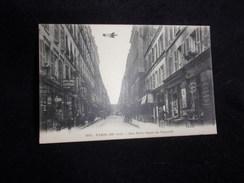 Paris 03. Rue Notre - Dame De Nazareth .Avion Rajouté .Voir 2 Scans . - Paris (03)