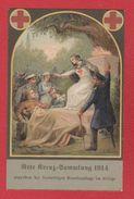 Rote Kreuz Sammlung 1914 - Patrióticos