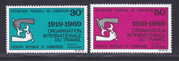 CAMEROUN AERIENS N°  144 & 145 ** MNH Neufs Sans Charnière, TB (D4058) B.I.T. - Cameroon (1960-...)