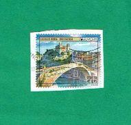 A12/1 - 2017 - Europa 2017 -castello Doria - Dolceacqua - 6. 1946-.. Republic