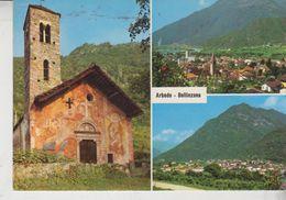 ARBEDO Castione Bellinzona Ticino No Vg - TI Tessin