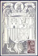 1958 , IFNI , ED. 132 - ESCUDO DE ESPAÑA , MAT. DE SIDI IFNI - Ifni