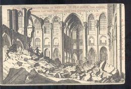 Bergen Op Zoom - Kerk Ruine - 1900 - Bergen Op Zoom