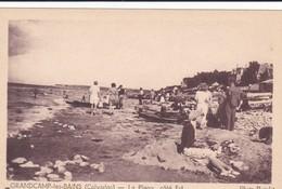 Grandcamp-les-bains La Plage Coté Est - France