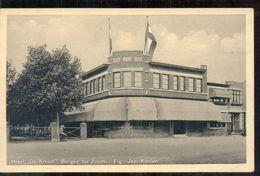 Bergen Op Zoom - Hotel De Kroon - Jac Koolen - 1930 - Bergen Op Zoom