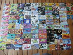 Lot De 94 Cartes De Téléphone - Télécartes
