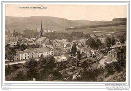 MARTELANGE ..-- 1925 Vers BRUXELLES ( A. VAN MEERIS ) . Voir Verso . - Martelange