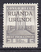 Ruanda - Urundi Nr 121 Neufs  - Postfris MNH  (XX) - Ruanda