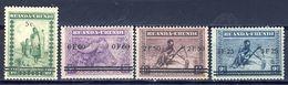 Ruanda - Urundi Nr 114-117 Neufs  - Postfris MNH  (XX) - Ruanda-Urundi