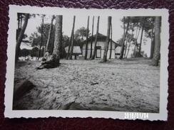 Biscarosse Camp De Naouas - War, Military