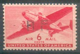 Poste Aeronavale N° 9*  Casblanca II - Poste Aérienne