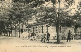 SAINT MEDARD EN JALLE LOGEMENT MILITAIRE DU CAMP - France
