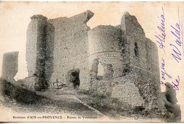 13. Environs D'aix En Provence. Ruines De Ventabren - France
