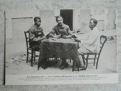 LES TIRAILLEURS MALGACHES A LA TREMBLADE EN 1917 - La Tremblade