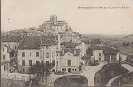 St Bonnet Le Chateau -coté Sud - Francia