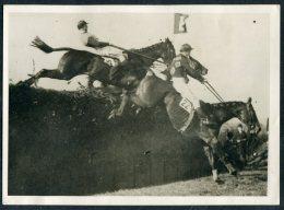 1948 Press Photograph. Grand National Horse Race Liverpool 'Evolution' - Sports