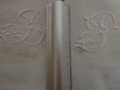 Monogramme Brodes D P Pour Loisirs Creatifs - Habits & Linge D'époque