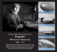 Saint Vincent & The Grenadines 2017 Zeppelin - Zeppelins