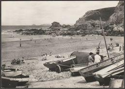 Trevaunance Cove, St Agnes, Cornwall, C.1960s - Overland Views RP Postcard - England