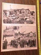 ANNEES 20/30 ROCHECORBON EBOULEMENT RECHERCHE DES VICTIMES - Vieux Papiers