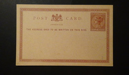 British Guiana - 1892 - 2 Cents On 3 Cents* - Post Card - Postal Stationery  - Look Scan - British Guiana (...-1966)