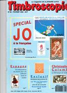 Timbroscopie N 88  Special Jeux Olympiques JO;arc De Triomphe 1944/1945; Cérès Bleu 25c - French (from 1941)