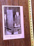ANNEES 20/30 HITLER PARLANT AU MICRO DE LA TSF - Vecchi Documenti