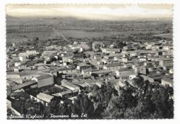 SARROCH - PANORAMA DA EST   VIAGGIATA FG - Cagliari