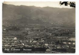 BORGO S.LORENZO  - PANORAMA  VIAGGIATA FG - Firenze