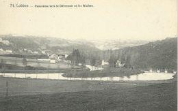 74. LOBBES : Panorama Vers Le Déversoir Et Les Waibes - RARE CPA - Lobbes