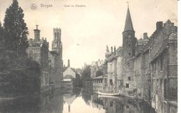 Bruges - Brugge - CPA - Quai Du Rosaire - Brugge