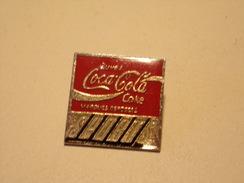 Pin's Coca-Cola Sports - Coca-Cola