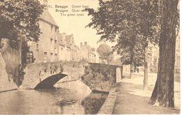 Bruges - Brugge - CPA - Quai Vert - Groen Kaai - Brugge