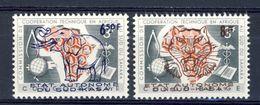 Sud-Kasai - Zuid Kasai  Nr 16-17   Neufs - Postfris - MNH  (XX) - South-Kasaï