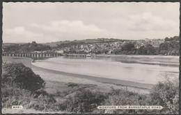 Bideford From Barnstaple Road, Devon, C.1950s - Dearden & Wade RP Postcard - England