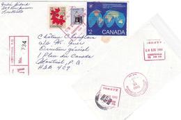 Loretteville, Quebec. Einschreiben Von 1983 - 1953-.... Reinado De Elizabeth II