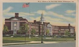 Wilmington - Du Pont High School 1951 - Wilmington