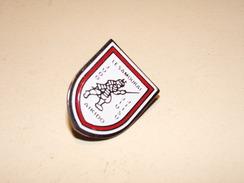 Pin's Le Samouraï Judo,aikido, Jiu Jitsu - Badges