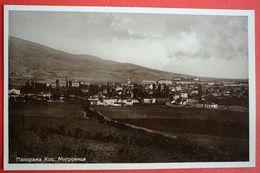 KOSOVO - KOSOVSKA MITROVICA, PANORAMA - Kosovo