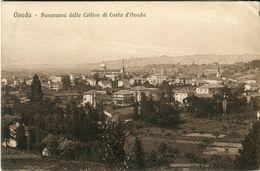 Ovada. Panorama Dalle Colline Di Costa D'Ovada,1915 - Lot.1308 - Alessandria