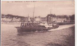 CPA  - 746. TROUVILLE - Le Bateau Du HAVRE - Trouville