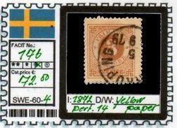 EUROPE:SWEDEN #CLASSIC#1870># (SWE-60-1) (04) - Oblitérés