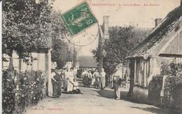 FRANCHEVILLE  La Grande Mare  Rue Bertrou - France