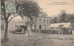 GRANDCOURT  Maison Du Brigadier Forestier - France
