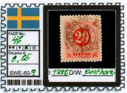 EUROPE:SWEDEN #CLASSIC#1870># (SWE-60-1) (09) - Oblitérés