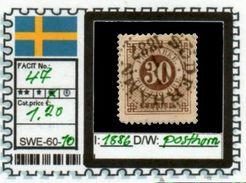EUROPE:SWEDEN #CLASSIC#1870># (SWE-60-1) (10) - Oblitérés