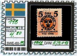 EUROPE:SWEDEN #CLASSIC#1870># (SWE-60-1) (13) - Oblitérés