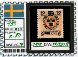 EUROPE:SWEDEN #CLASSIC#1870># (SWE-60-1) (14) - Oblitérés