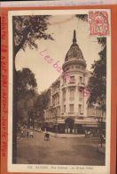 CPA  VIET-NAM INDOCHINE SAÏGON  Rue Catinat Le Grans Hotel   JANV 2018 107 - Vietnam
